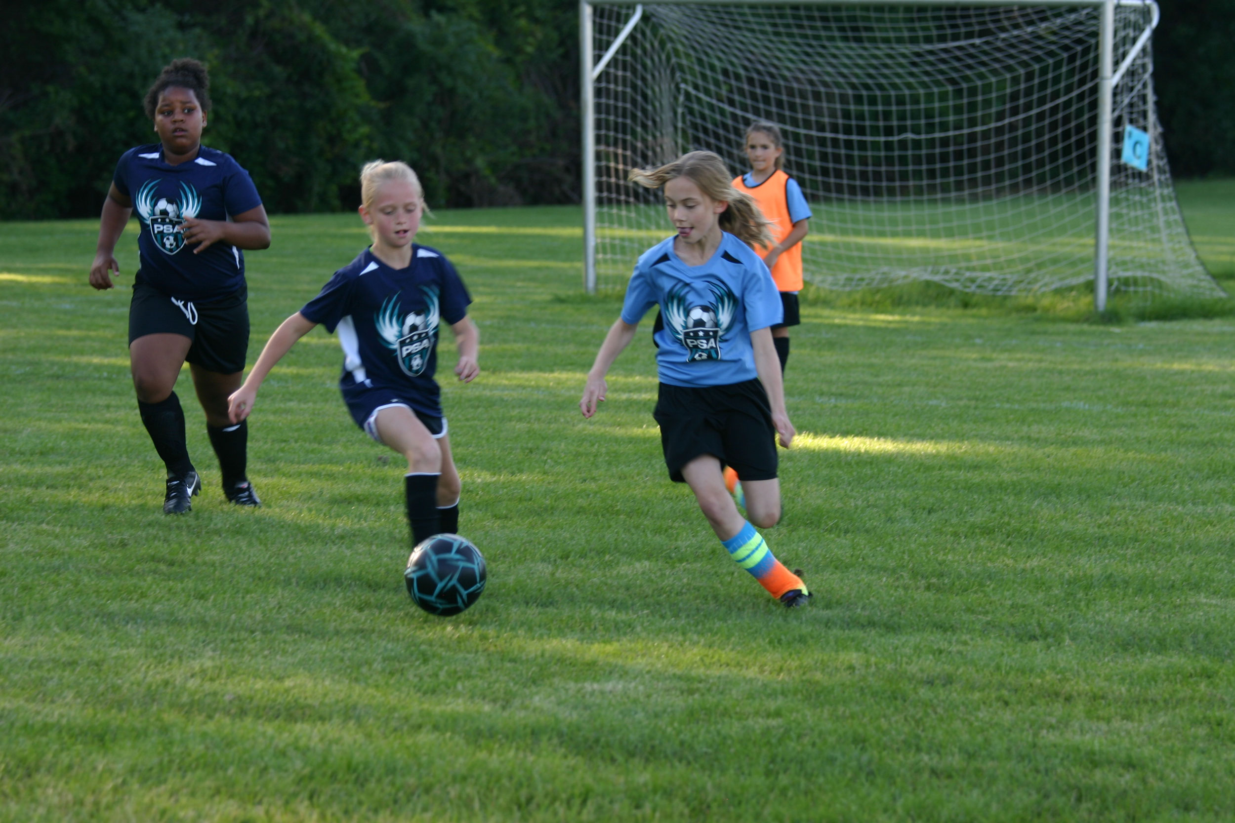 Nora's soccer skills is a Wheely Inspiring Story.