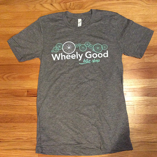 Wheely Good Bike Shop Men's T-Shirt