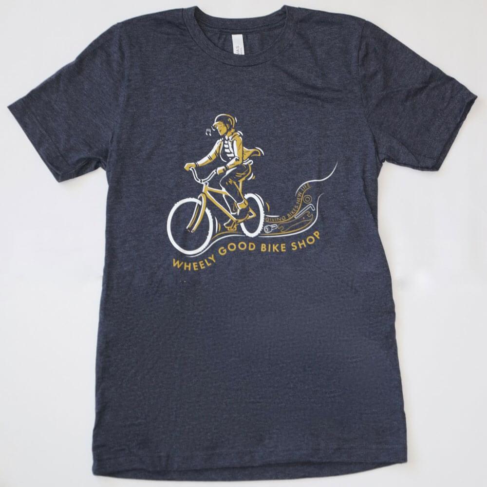 Wheely Good Blissful Biker - Men's