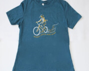 Wheely Good Blissful Biker - Women's