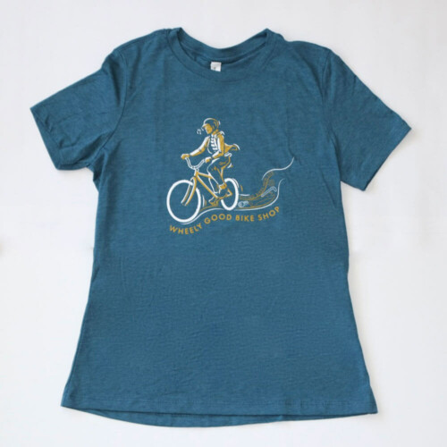 Wheely Good Blissful Biker - Women's