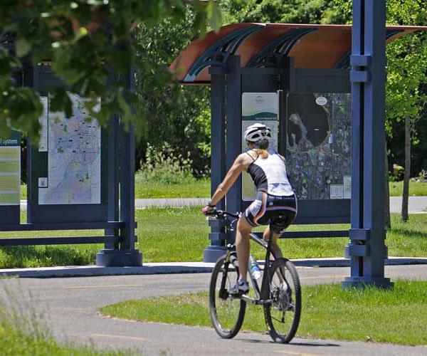 Wheely Good Bike Shop - Medicine Lake Trail